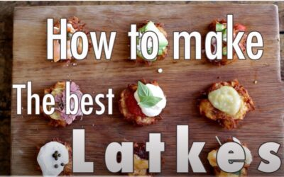 Nieuw koosjer recept – hoe maak je de perfecte latkes