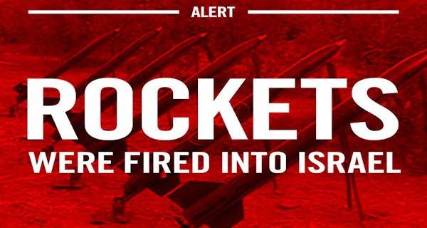 Hamas vuurt opnieuw 5 raketten af naar Ashkelon en Ashdod; IDF slaat hard terug