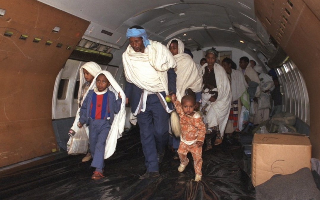 Operatie Solomo: Duizenden Ethiopische Joden komen thuis!