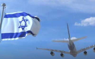 Vanaf 23 mei worden gevaccineerde toeristen in Israël toegelaten