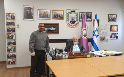 Mooi!: Arabische Christen helpt Joden het Pesach te vieren