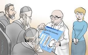Rabbinaat eist DNA-test Russische Joden