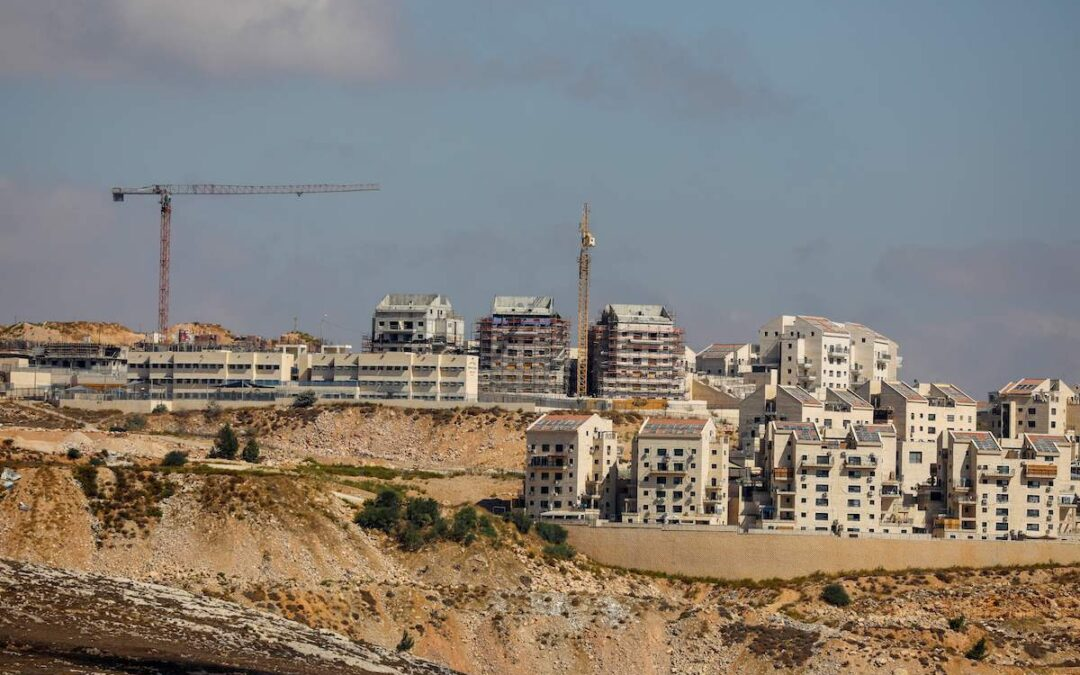 VN en Europa veroordelen Israël om bouwplannen Judea en Samaria