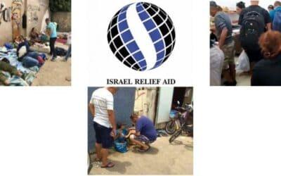 Novemberactie: Help de hongerigen in Tel Aviv