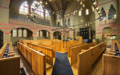 Synagoge Groningen organiseert expositie over ontwerper Piet Cohen