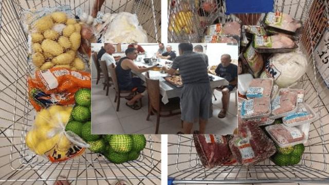 Israel Relief Aid zegent de dak- en thuislozen in Beer Sheva