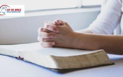 Wereldwijde dag van verootmoediging, berouw en gebed