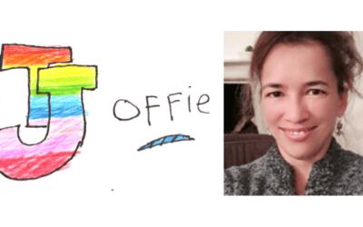 Luister je weer mee om vijf uur naar ons kinderprogramma Joffie Toffie? Myrjam vertelt over het Loofhuttenfeest!
