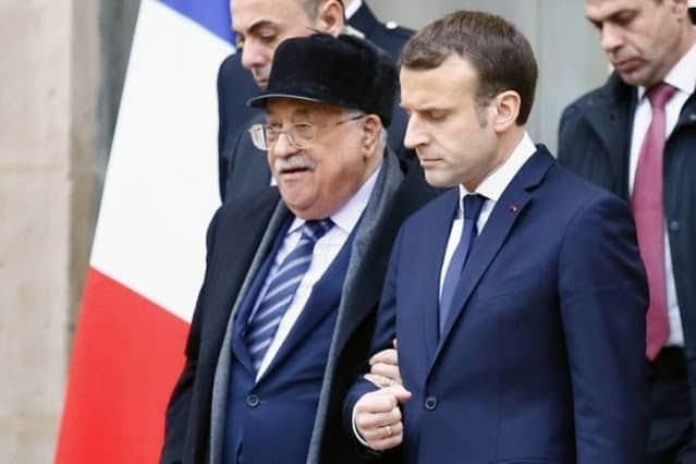 Frankrijk wijzigt positie over 'Staat Palestina, grenzen van 1967'