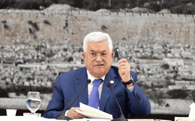 """Abbas vindt nieuwe voorouders: """"Palestijnen stammen af van Kanaänieten"""""""