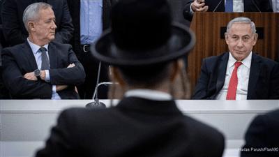 Meerderheid vóór regering met Likoed en Netanyahu