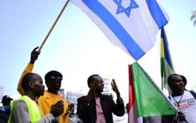 Soedan schrapt de 63-jarige boycotwet door Israël!