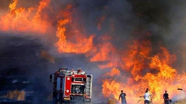 IDF bestookt wapenfabriek van Hamas na brandstichtingen met ballonnen vanuit de Gazastrook