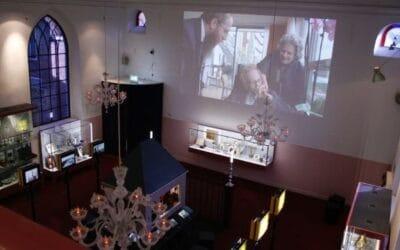 MUSEUM SJOEL ELBURG SCOORT ONDANKS CORONA POSITIEF