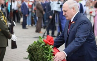 President van Wit-Rusland: Joden zijn erin geslaagd de hele wereld voor hen te laten buigen