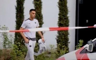 Overval op woning PSV-spits Zahavi, vrouw en kinderen mishandeld