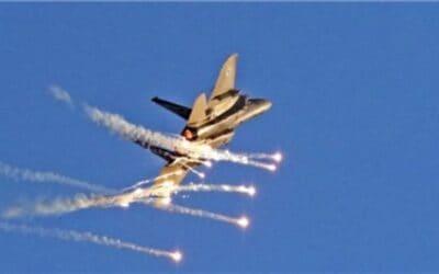 Rusland bestrijdt Israëlische luchtaanvallen in Syrië