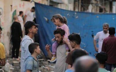 Voor de derde achtereenvolgende dag raketvuur vanuit Gaza op Zuid-Israël