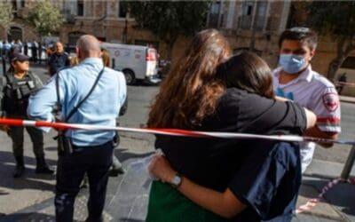 Twee gewonden bij steekincident in Jeruzalem