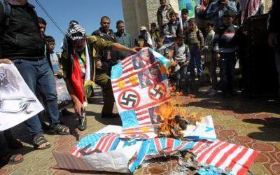 De dag dat Pasen en Pinksteren samenvielen voor de Palestijnse Autoriteiten