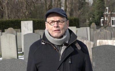Joodse begraafplaats Haarlem in zeer slechte staat, restauratie is broodnodig