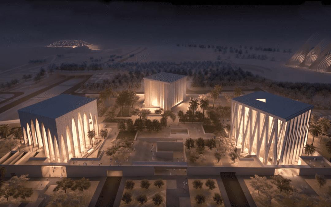 Volgend jaar opening One World Religion Headquarters