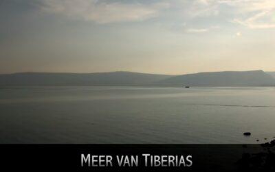 Het meer van Tiberias (video)