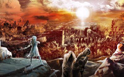 Vernietiging door meteoor inspireerde mogelijk Bijbelverhaal over Sodom