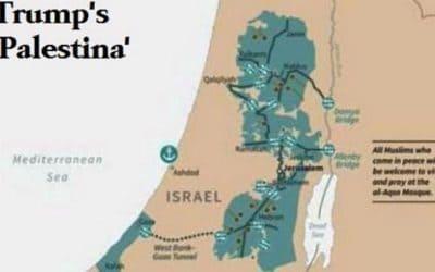Netanyahu: (nog) geen soevereiniteit over Judea & Samaria per 1 juli …