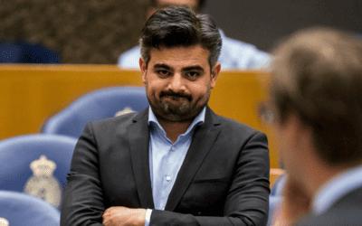 """Kuzu (DENK) ziet """"lange arm van Israel"""" en inmenging door Israel in de Nederlandse politiek"""