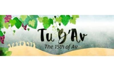 Tu b'Av of de Israëlische Valentijnsdag