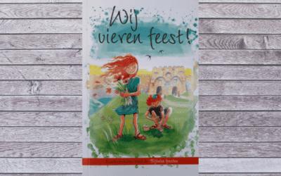 Op de boekenplank: wij vieren feest! – Kinderverhalen rond de Bijbelse Feesten