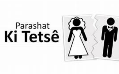 Luister mee vanavond: Parashat Ki Tetse