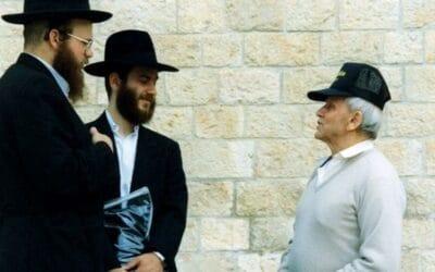 Holocaust overlevende vond Jeshua