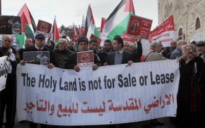 Israëlische rechtbank beslist dat Joden in hun huizen in Hebron, Judea, mogen blijven wonen