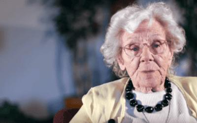 Diet Eman, 99, overleden; redde honderden Nederlandse Joden het leven (video)