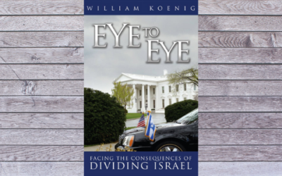 Eye to Eye – Facing The Consequences of Dividing Israel