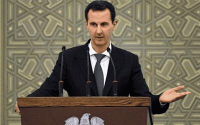 Assad: 'Israël heeft ons land veroverd'