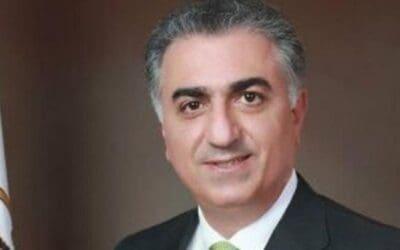Verbannen kroonprins: Iraanse regime zal vallen