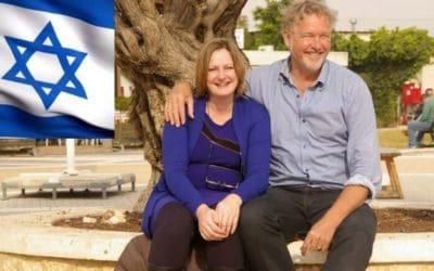 Het Programma Frontline Israel: Een frisse start met Karen en Yair Strijker