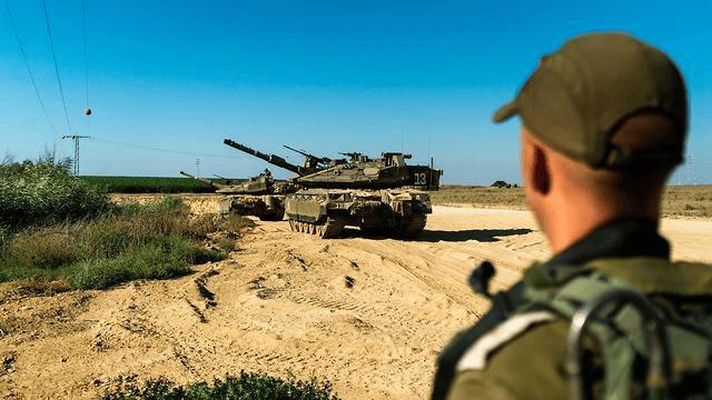 IDF rekruten uit plaatsen bij grens met Gaza hebben post-traumatische stoornissen