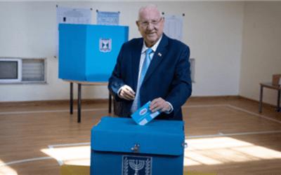 En opnieuw gaat Israël naar de stembus