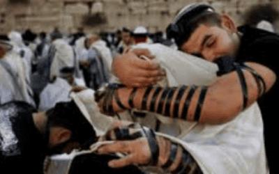 De belangrijkste dag van het Joodse jaar: Yom Kippoer!
