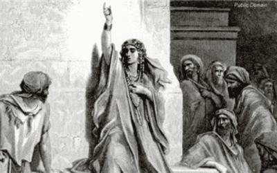 Archeologie: Hoe één vrouw een hele stad redde