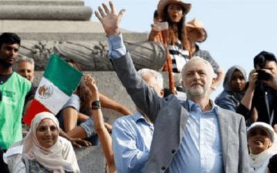 Britten ontzet over antisemitisme binnen Labour