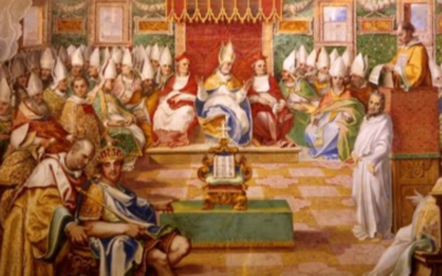 Het concilie van Nicea: de geboorte van een nieuwe godsdienst