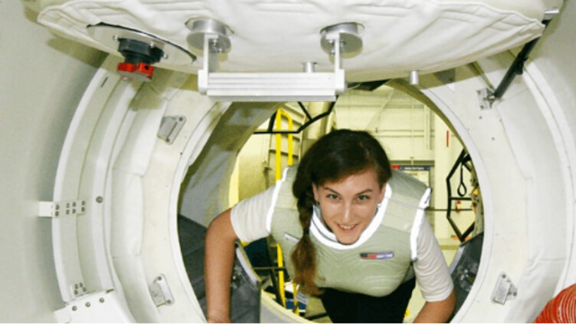 Israelisch stralingsbescherming ruimtevest maakt debuut in International Ruimtestation