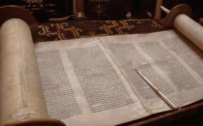 Nieuw op onze website: Tora-lezingen in de Synagoge