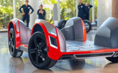 Techniek: Het autowiel opnieuw uitgevonden