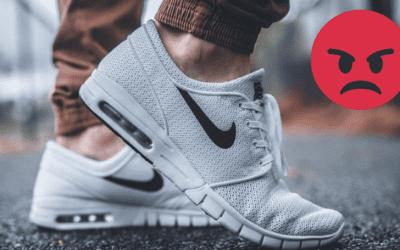 Nike stopt verkoop in Israëlische winkels